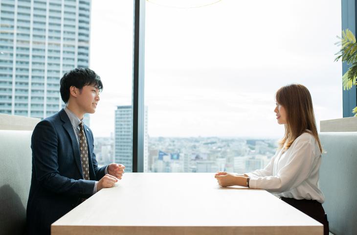 K.O 横浜支社 営業部 サブマネージャー